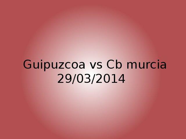 guipuzcoa murcia