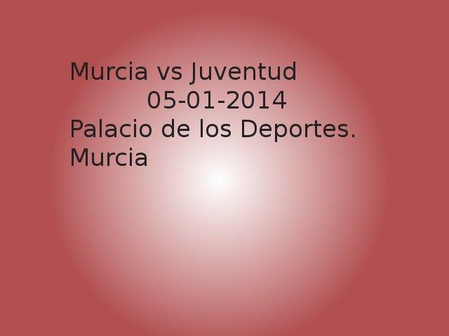 CB Murcia vs Juventud
