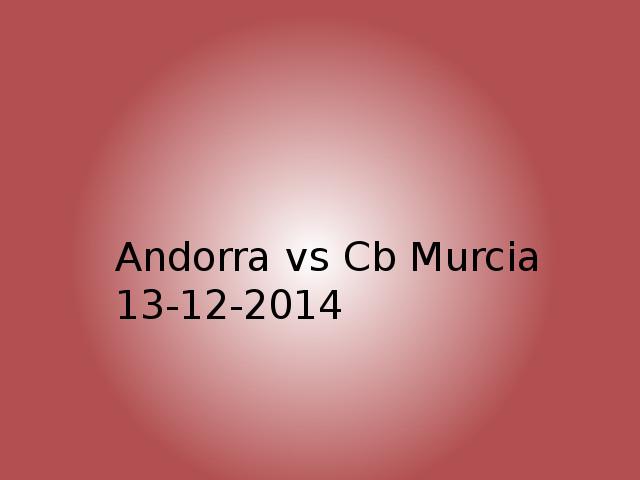 Andorra Cb Murcia