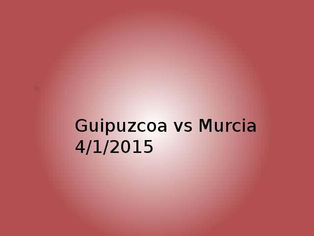 guipuzcoa vs cb murcia